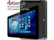 G-Tab Iota Quad Core Android Tablet PC (10.1 Inch IPS, 16GB, Wi-Fi, Bluetooth)