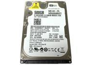 "Western Digital 500GB 5400RPM 2.5"" SATA PS3/ PS4 Hard Drive w/ 1 Year Warranty"