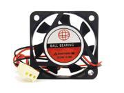40mm 10mm New Case Fan 24V 6CFM PC CPU Cooling Ball Bearing 2 pin 688a