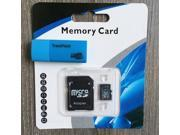32GB Micro SD Card Micro SDHC TF Flash Memory Card SD Adapter class 10 RP Blue
