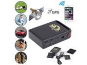 Mini SPY GSM GPRS GPS Car Tracker Vehicle Tracking Locator Device TK102B 9SIA5B56FD1049