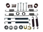 Drum Brake Hardware Kit Rear Carlson 17379 fits 02-06 Mitsubishi Lancer