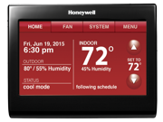 HONEYWELL TH9320WFV6007 Wireless Wifi Thermostat, 7 Programmable