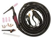 THERMAL ARC W4013600 TIG Torch And Accessories For 252i