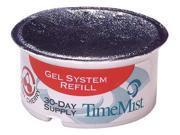 TIMEMIST 455717TM Fan Dispenser Refill,Gel Cup,PK 12 9SIA5D52SC6262