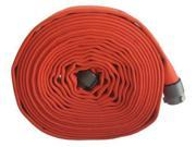 ARMORED TEXTILES G52H2HDO50N Attack Line Fire Hose Rubber 50 ft. L