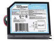"3-13/16"" HID Ballast, Philips Advance, IMH-G20-G-BLS"