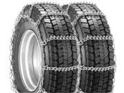 PEERLESS QG4821 Tire Chains, Dual Triples,PK2 G8525517