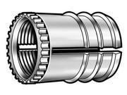 E-Z LOK 370-5 BR Finsert, Brass, Pk 10