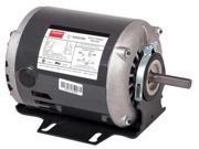 DAYTON 6K718 GP Mtr, Split Ph, ODP, 1/4 HP, 1725 rpm, 48 9SIA5D52NM1281