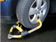 CALIFORNIA IMMOBILIZER CI00520 AntiTheft Wheel Lock, Adjustable