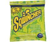 Sqwincher Sports Drink Mix Powder, Lemon-Lime 9.5 oz., PK20, 016008-LL 9SIA5D52NY9963