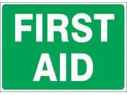 ACCUFORM SIGNS 219088-7X10A Safety Sign,Alum,7x10 In,English