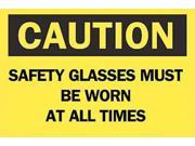 BRADY 42471 Danger Sign, 10 x 14In, R and BK/WHT, ENG