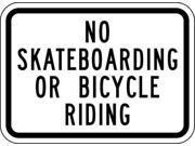 BRADY 115525 Traffic Sign, 15 x 21In, BK/WHT, ENGR GR AL
