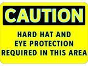 Caution Sign, Brady, 102461, 7