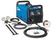 MILLER ELECTRIC 907612 Welder,MIG/Flux Core,Phase 1,90A@18.5VDC