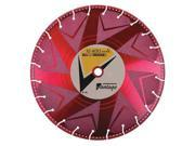 Diamond Saw Blade, Diamond Vantage, 1414BEDUX2-ACR2