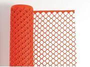 64090204 Safety Fence 4 ft. H Orange 50 ft. L