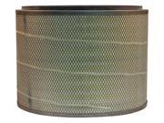 LUBERFINER LAF5081 Air Filter, Axial, 14-3/8in.H. 9SIA5D52YU8316