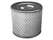 LUBERFINER LAF7933 Air Filter, Axial, 6-3/16in.H. 9SIA5D52YU9859