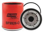 BALDWIN FILTERS BF9926-O Fuel/Water Separator, 3-11/16 in. dia. 9SIA0SD4W37475