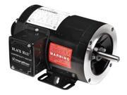 MARATHON MOTORS 145THTR5326 Vector Motor, 4.5 lb-ft, 1 HP, 230/460 V