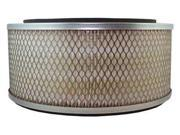 LUBERFINER LAF1469 Air Filter, Axial, 5-1/16in.H. 9SIA5D53FY6029