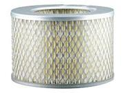 LUBERFINER LAF71 Air Filter, Axial, 4in.H. 9SIA5D53FY5356