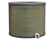 LUBERFINER LAF265HD Air Filter, Axial, 9-1/16in.H. 9SIA5D53FY5400