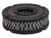 LUBERFINER LAF2549 Air Filter, Element Only, 1-3/8in.H. 9SIA5D53FY5414