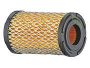 LUBERFINER LAF5803 Air Filter, Element Only, 2-13/16in.H. 9SIA5D53FY5617