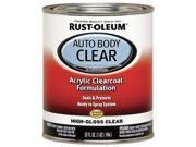 Clear Coat Auto Body Paint, 253522, Rust-Oleum