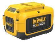 DCB406 40V MAX 6.0 Ah Lithium-Ion Battery