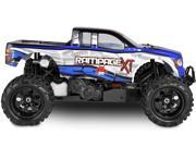 Redcat Racing RAMPAGE-XT-BLUE Redcat Rampage XT .2 Scale Gasoline Truck