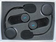 BT Interphone Bluetooth Motorbike Motorcycle 2x 1000M  Car Helmet BT Intercom Headset Handsfree 9SIV0XU56Y5224
