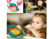 Hot Sale New Children Kid Baby Toy Universal 360 Rotate Spill-Proof Bowl Dishes 9SIA5DR29P8949