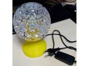 LED Stage Light Full Color Rotary Tablet Lamp Crystal Light for Party Show Wedding Christmas 9SIA5DR34E0273