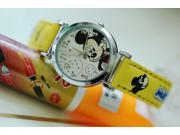 Fashion Children's PU Quartz Wristwatches Cartoon Girl Boy Casual Watches Gifts Wristwatches Relogio Kids