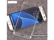 Transparent Color Tempered Glass for Samsung Galaxy S7 Edge 9H Hardness 3D Curved Surface Full Body Screen Protector Film 9SIA5DR3ZB8462