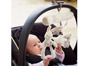 Kawaii Musical Soft Plush Rabbit And Bear Baby Rattle Hanging Toy Stroller Star Hanging Rattle Mobile Products Cute Baby Toys 9SIV0XU56Y5711