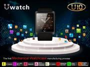 Bluetooth Smartwatch U10 Intelligent Watch for iPhone 6 / 6 Plus / 5S Samsung S6 / Note 4 HTC Android Phone Smartphones