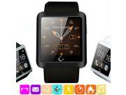 Bluetooth 3.0/4.0 Smartwatch U10 Smart Watch Wrist Watches Intelligent Wearable For iPhone iOS Samsung Android OS