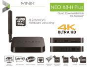 MINIX NEO X8 H Plus XBMC S812 H Quad Core Cortex A9 2G 16G 4Kx2K Wifi Bluetooth 4.0 Android 4.4.2 TV Box