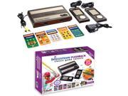 IntelliVision Flashback Classic 60 Built-in Game Console Deluxe Collector's Edition