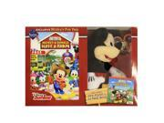 Disney The Many Adventure of Winnie the Pooh (Plush + Book + DVD) Bundle 9SIA5E64RF3686