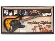 Eagles Autographed Electric Guitar - Hotel California Signed Custom Framed - COA