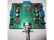 Preamplifier Board 2x OPA604AP+2x OPA2604AP DC+/-15V Circuit Finished Board