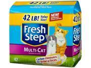 FRESH STEP MULTI CAT SCENTED