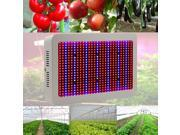New 600W Full Band Spectrum LED Grow Light UV + IR Hydroponic Lamp